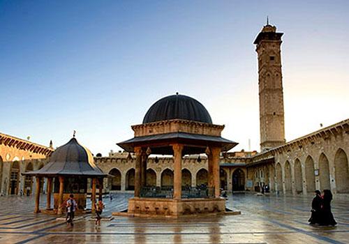 Antico Minareto di Aleppo