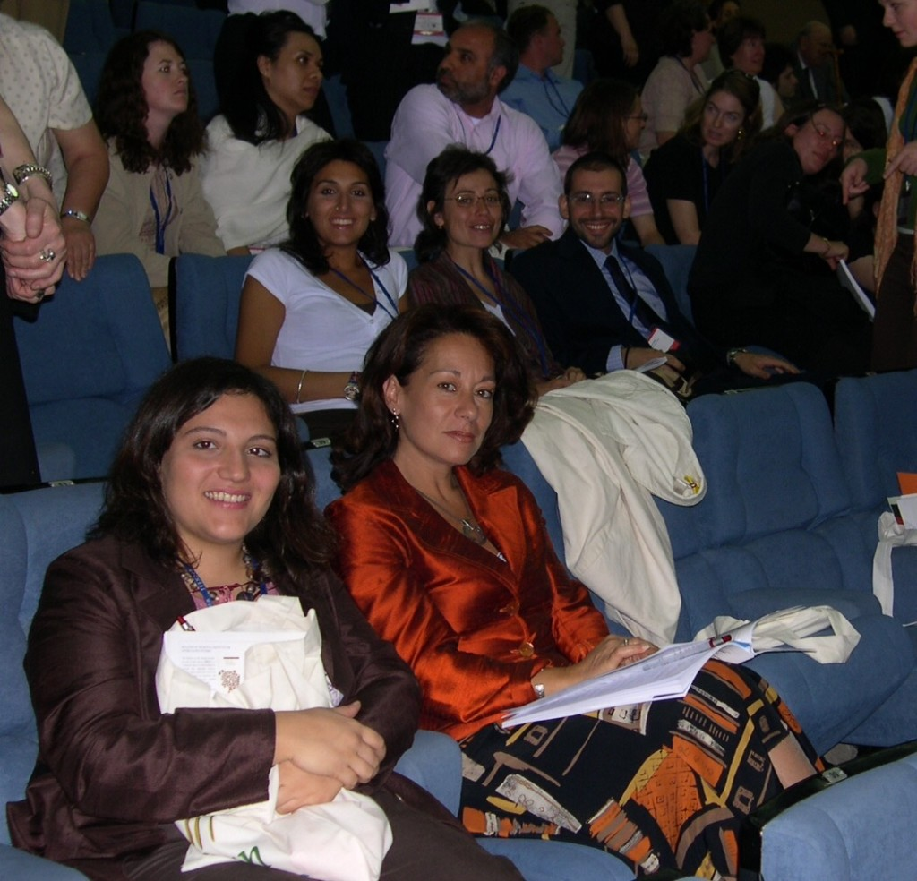 (Eugenia Ferragina, WOCMES-II, Amman, 11-16 giugno 2006)